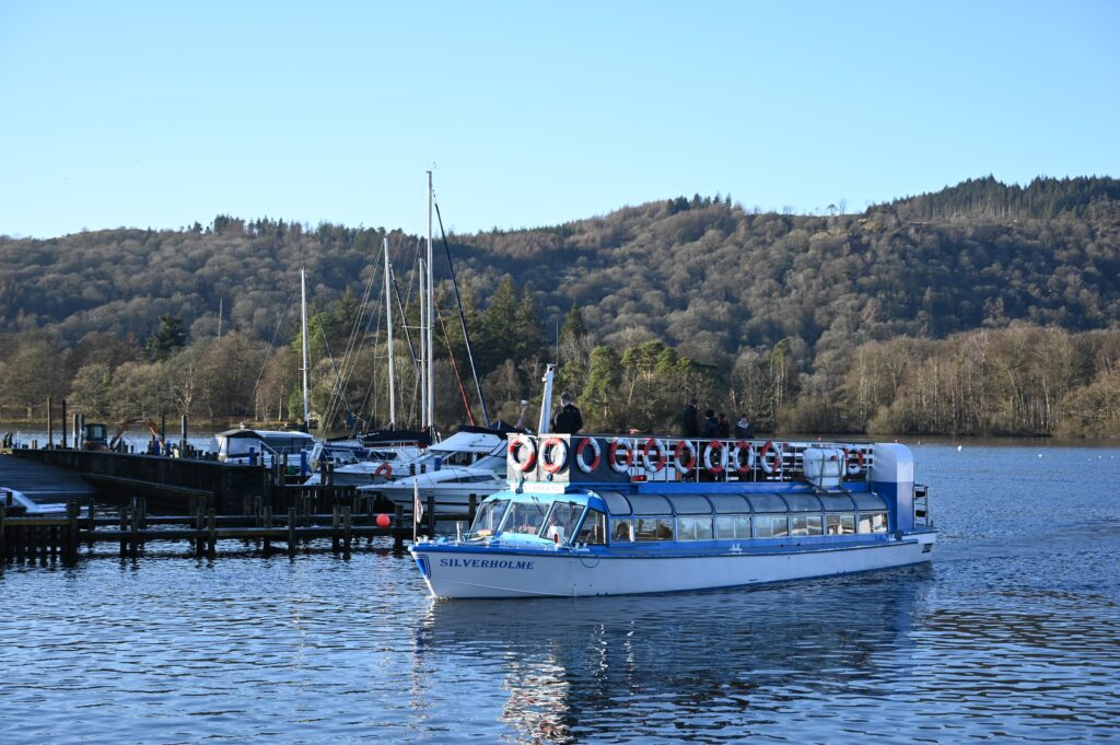Windermere And Lakes Picture