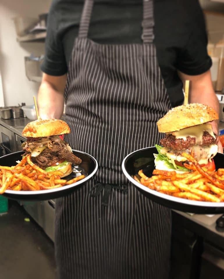 Laal Burger Bar