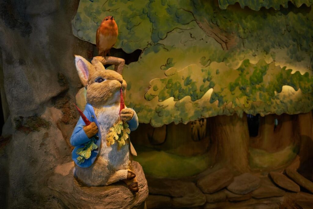 The World of Beatrix Potter Attraction Windermere